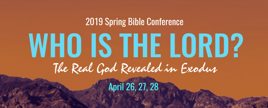 Spring Bible Conference
